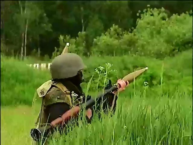 """Батальон """"Донбасс"""" стал частью Национальной гвардии (видео) (видео)"""