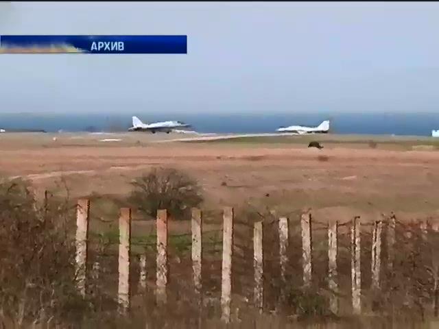 Захваченные в Крыму украинские МИГи могут быть использованы для провокаций, - Тымчук (видео)