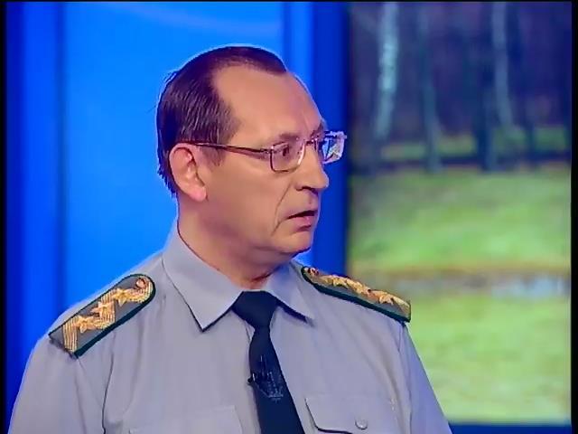 Павел Шишолин пообещал закрыть границу (видео) (видео)