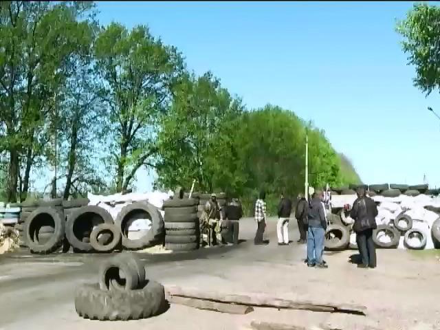 В Донецкой и Луганской областях сепаратисты вербуют в свои ряды горняков (видео)