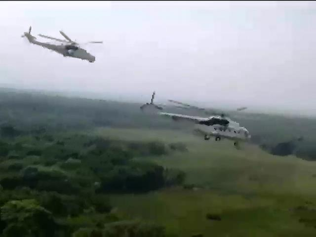 Украинские миротворцы готовы сменить Конго на восток Украины (видео) (видео)