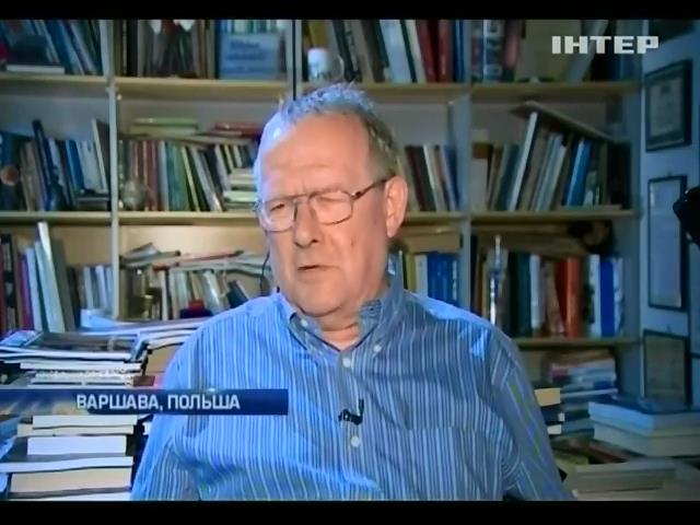 Поляк Адам Михник: У Порошенко есть шанс стать такой фигурой, как Хмельницкий или Мазепа (видео) (видео)