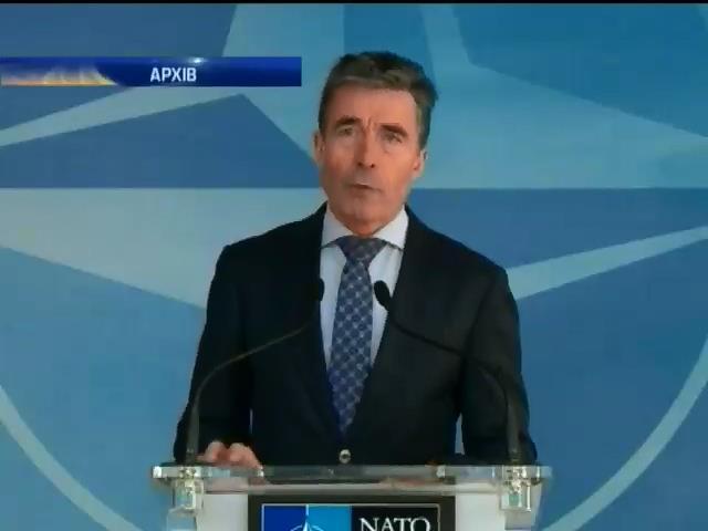 НАТО закликаe Росiю зупинити потiк зброi до Украiни (видео)