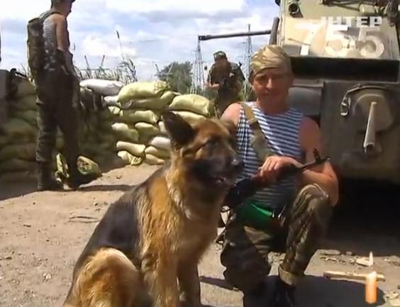 """Пограничники из """"Изварино"""" держат оборону в окружении, называя себя """"9 ротой"""" (видео) (видео)"""