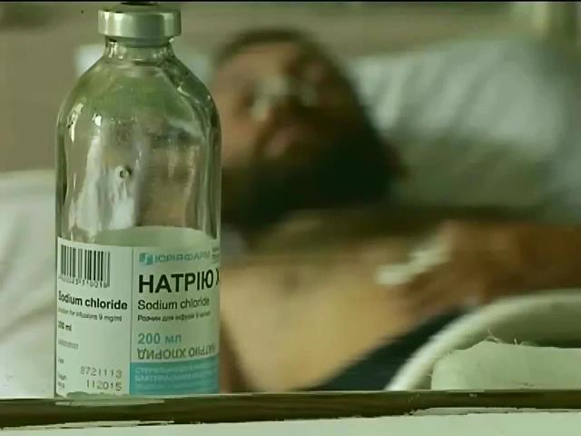 Раненным в бою солдатам ставят липовые диагнозы: упал на полигоне (видео) (видео)