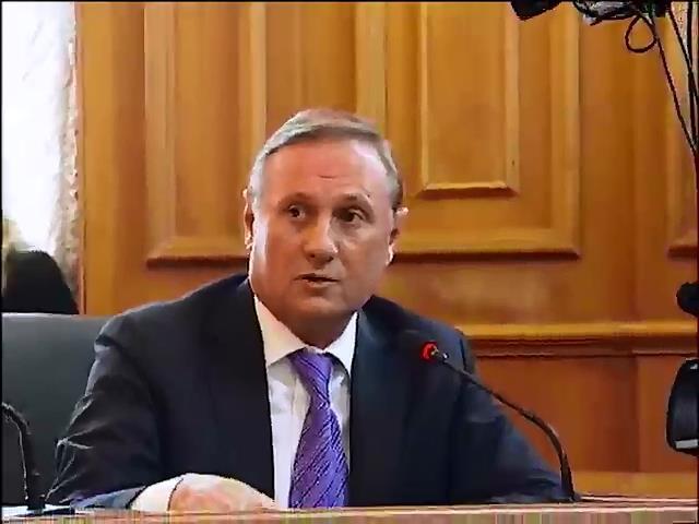 Ляшко обвинил Ефремова в получении инструкций из Москвы (видео) (видео)
