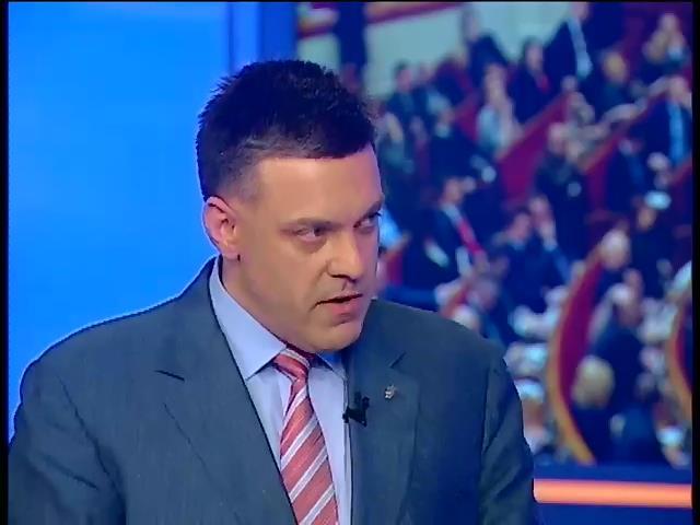 Перевыборы парламента невозможны во время войны, - Олег Тягнибок (видео) (видео)