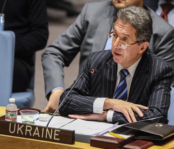Украина подала заявку на участие в заседании Совбеза ООН по правам человека