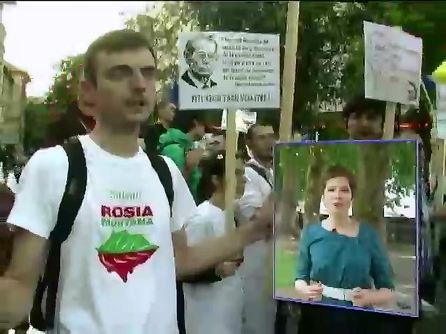 Россия подкупала экологов, протестовавших против добычи сланцевого газа, - генсек НАТО (видео)