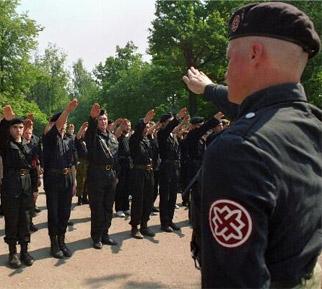 Фашизм в России 69 лет спустя: националистических организаций числится 53 штуки! (список)