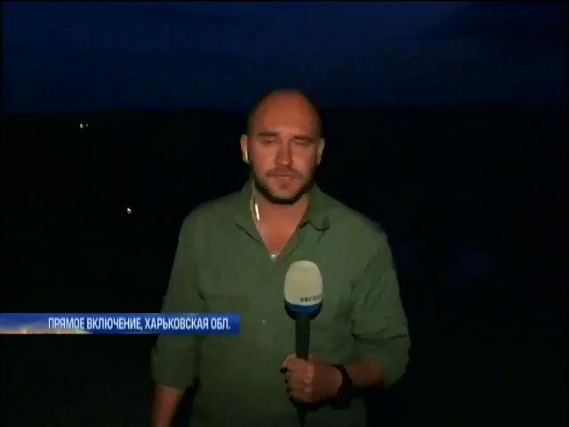 В Краматорске и Славянске все больше людей с оружием (видео) (видео)