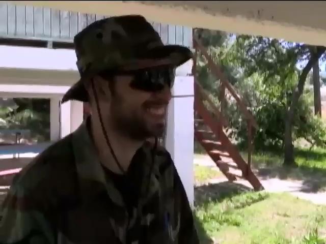 Добровольцi з ґвропи приiхали на Донбас захищати Украiну (вiдео) (видео)