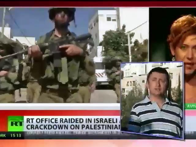 Между армией Израиля и российским телеканалом Russia Today возник скандал (видео)