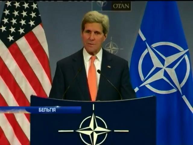 США обцiцяe санкцii, якщо Путiн не закликаe терористiв на сходi Украiни скласти зброю (видео)