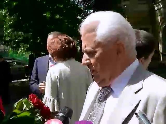Кравчук не понимает, чью сторону в переговорах представляет Медведчук (видео)