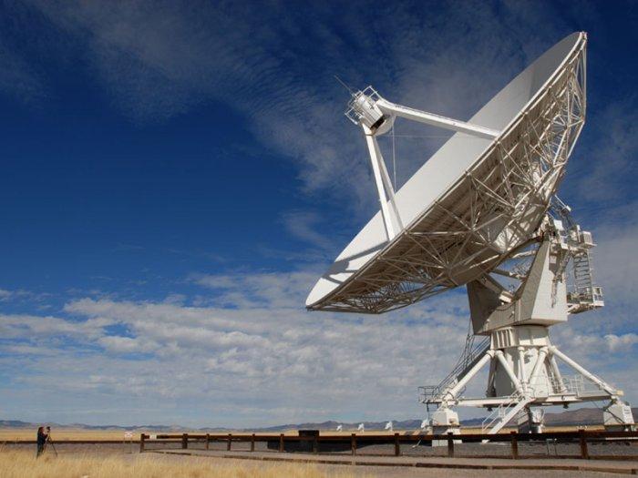 Ученые зафиксировали загадочный сигнал из глубин космоса