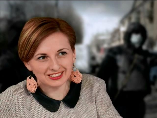 Викрадену терористами знiмальну групу Громадського ТБ утримують у пiдвалi центра Луганська (видео)