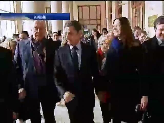 Экс-президента Франции Саркози арестован по обвинению в коррупции (видео)