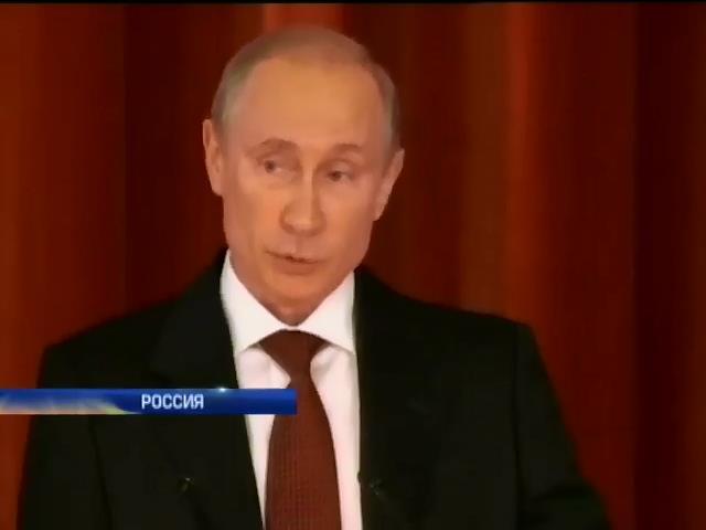 Путину не понравилось возобновление АТО (видео) (видео)