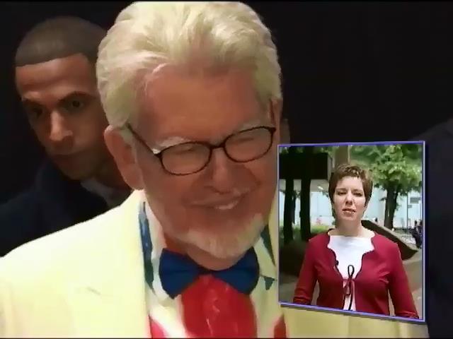 Любимца королевы Великобритании Рольфа Харриса признали педофилом (видео) (видео)