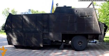 Террористы ездят по Луганску на школьном автобусе, - СМИ - Цензор.НЕТ 3481