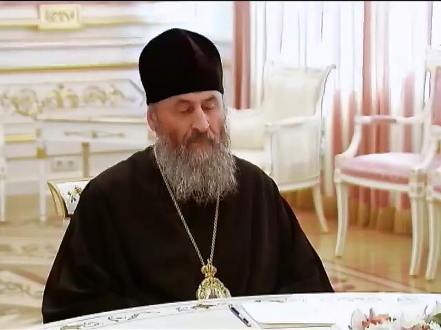 Порошенко о митрополите Владимире: Он всем помогал - мне даже помогал (видео) (видео)