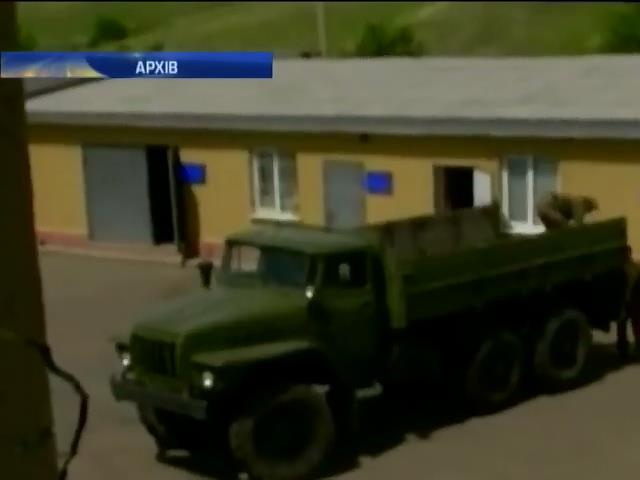 Терористи захопили та почали укрiплювати будiвлю гiрничого факультету в Луганську (видео)