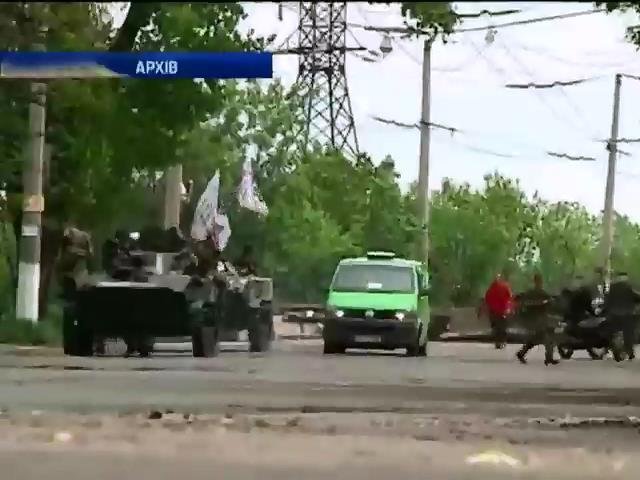 Росiя посилила кордон, побоюючись терористiв, якi тiкають з Донбасу (вiдео) (видео)