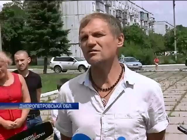 Олег Скрипка зiграв концерт для десантникiв, що повернулися з вiйни (вiдео) (видео)