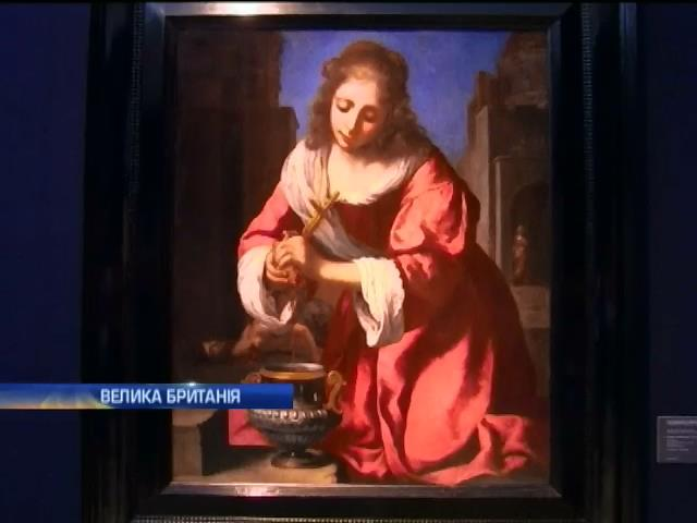 Святу Пракседу Яна Вермеeра пустять з молотка (видео)