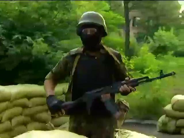 Вблизи Новоазовска до сих пор действует группировка с минометами (видео)