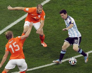 Аргентина стала вторым финалистом чемпионата мира после пенальти