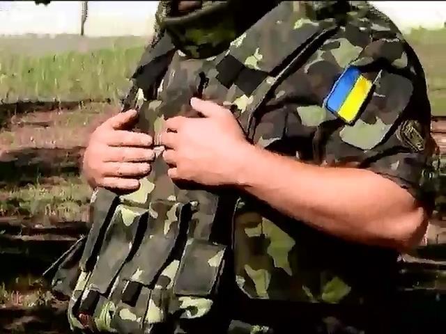 Волонтери передали на Донбас близько 9 тисяч бронежилетiв - РНБО (видео)