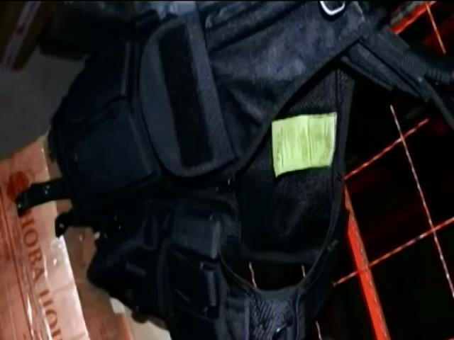 Посылки со снаряжением для украинских военных попали к сепаратистам (видео) (видео)