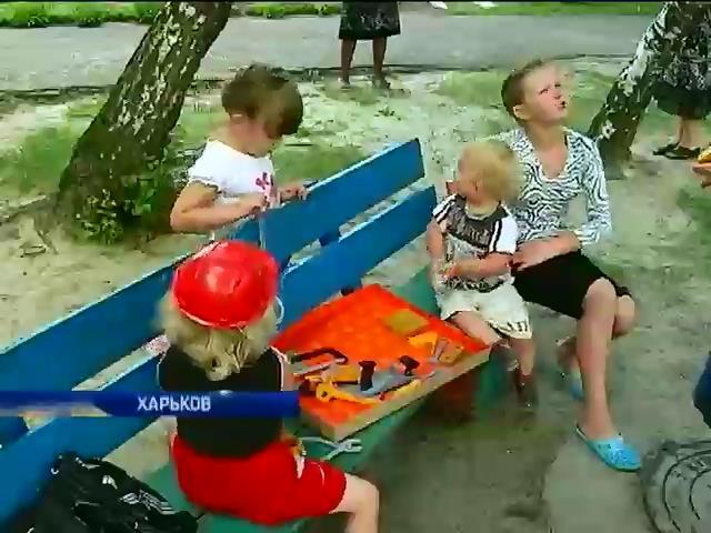 Детей-сирот Донбасса не могут отдать родственникам из-за уничтоженных баз данных (видео) (видео)