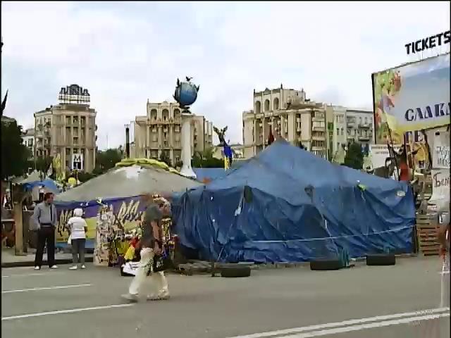 Журналисты на Донбассе просят у Майдана отдать палатки в зону АТО (видео)
