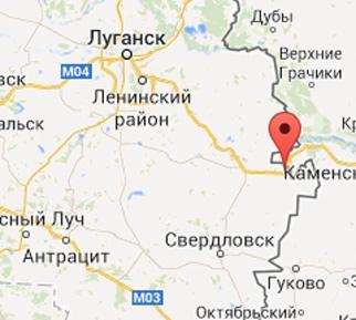 В Изварино прорвалась колонна российской бронетехники - соцсети (карта, видео)