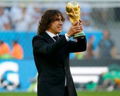 Германия и Аргентина не забили голов в основное время финала ЧМ