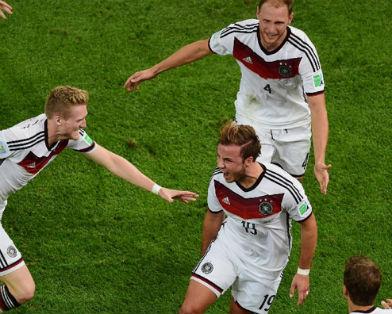 Германия - новый чемпион мира по футболу