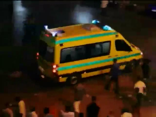 Теракти на Синаi забрали життя вiсьми людей (видео)