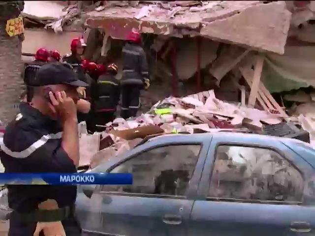 Мароканська акторка загинула внаслiдок завалу будинкiв на Касабланцi (видео)