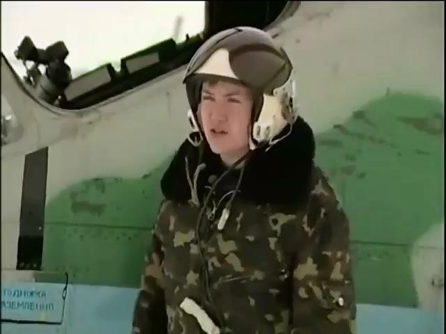 Надежде Савченко подкинули ненадежного адвоката (видео)