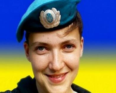 Я хожу и чувствую себя бодро. Я еще повоюю, - Савченко написала письмо российскому оппозиционеру, арестованному за митинг в ее поддержку - Цензор.НЕТ 3844