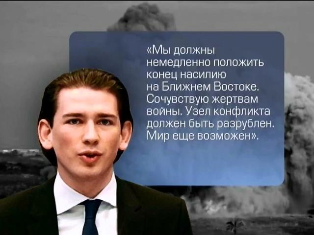 Министр иностранных дел Австрии развязал виртуальную войну в соцсети (видео)