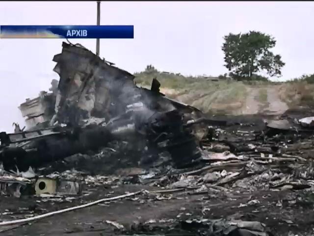 Навколо мiсця падiння Боiнга-777 створять 20-ти кiлометровий квадрат безпеки (видео)