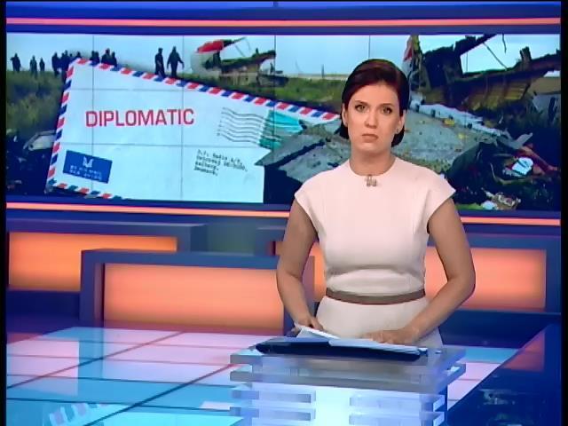На Донетчине похитили дипломатическую почту со сбитого Боинга (видео)