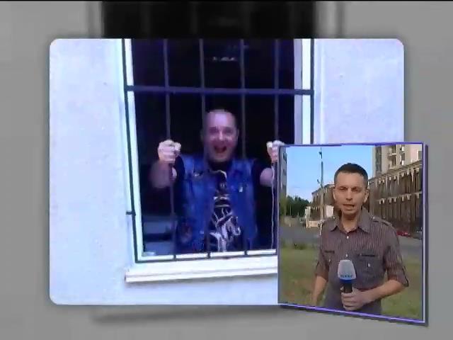 В Одессе оправдали майдановца за пощечину судье (видео) (видео)