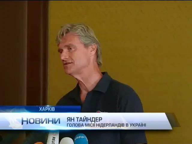 У Харковi експерти опiзнали 50 тiл жертв авiакатастрофи (видео)