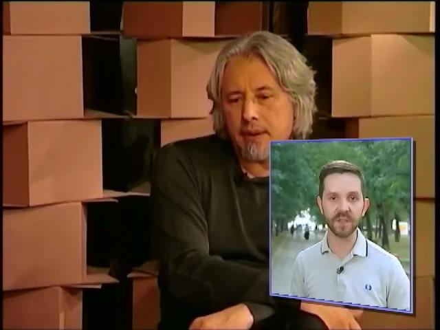 Писатель Сорокин раскритиковал политику России в Украине (видео) (видео)