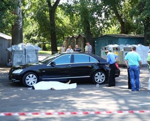 Мэра Кременчуга могли убить из-за должности губернатора (видео) (видео)
